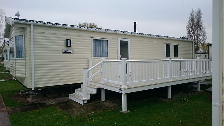 Willerby Rio Gold caravan for hire