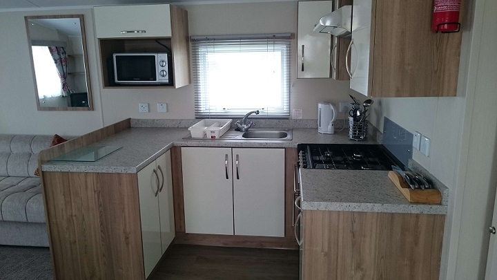 Living Area (Willerby New Hampton, Butlins Minehead)